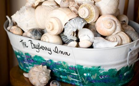 Bayberry Inn seashells