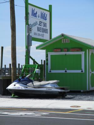 Wet N Wild Waverunner Rentals, Ocean City, NJ