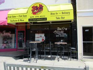 Jay's Crabshack, Ocean City, New Jersey