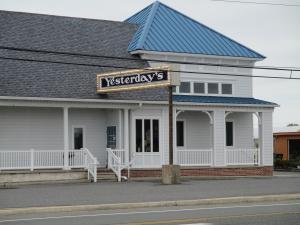 Yesterday's Restaurant Tavern